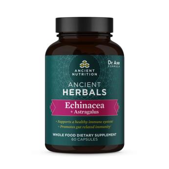 Ancient Herbals - Echinacea + Astragalus