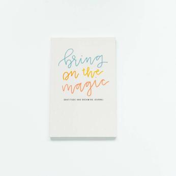 Caregiver Gratitude and Dreaming Journal