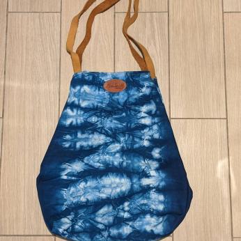 Alma de Añil Convertible Bag