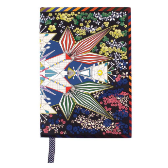 Christian Lacroix Flowers Galaxy A5 Softbound Notebook