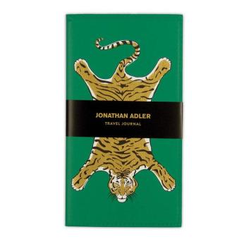 Jonathan Adler Safari PU Travel Journal