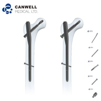 Canwell PFN Nail Proximal Femoral Nail Intramedullary Nail