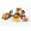 Characato Nativity Set - Small