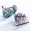 Large Amethyst Crystal Clusters