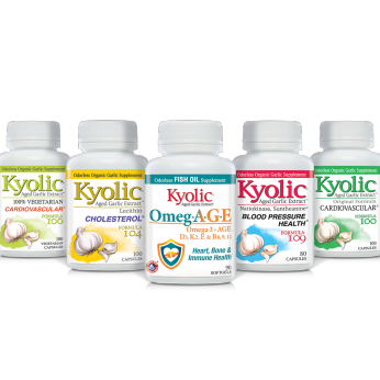 Kyolic Aged Garlic Extract