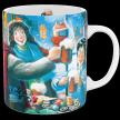 Three Broomsticks Mug
